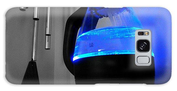 Boiling Blue Galaxy Case