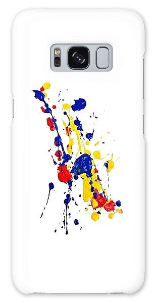 Boink T-shirt Galaxy Case by Herb Strobino