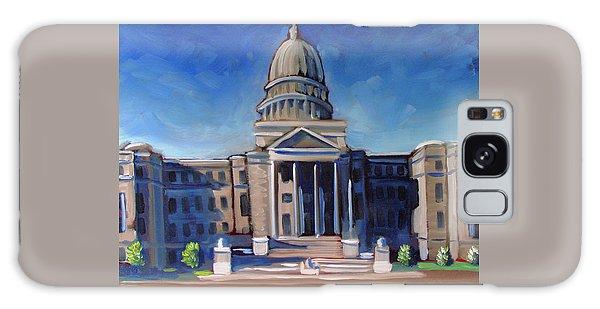 Boise Capitol Building 02 Galaxy Case