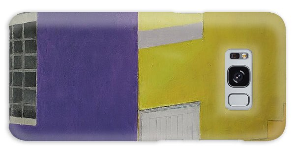 Bokaap Purple Galaxy Case