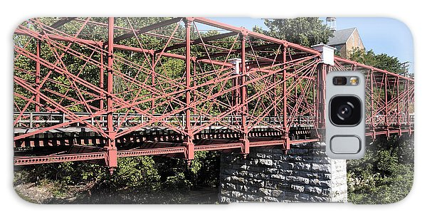 Bollman Truss Bridge At Savage In Maryland Galaxy Case
