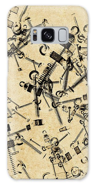 Technology Galaxy Case - Bolt Action Bots by Jorgo Photography - Wall Art Gallery