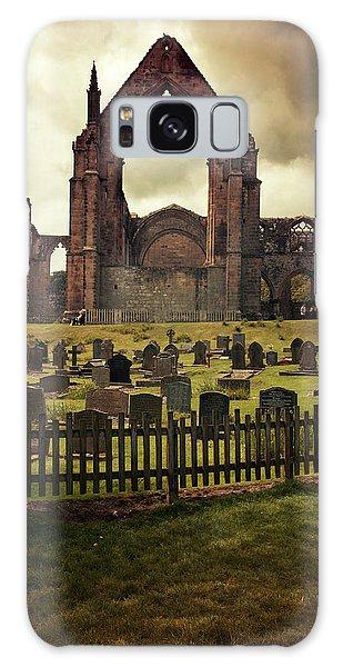 Bolton Abbey At Sunset Galaxy Case by Jaroslaw Blaminsky