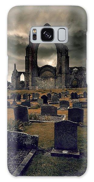 Bolton Abbey In The Stormy Weather Galaxy Case by Jaroslaw Blaminsky