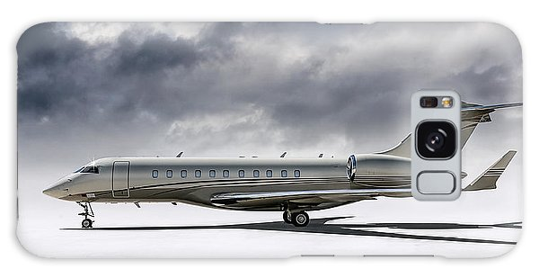 Bombardier Global 5000 Galaxy Case by Douglas Pittman