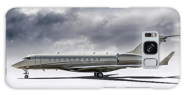 Jet Galaxy Case - Bombardier Global 5000 by Douglas Pittman