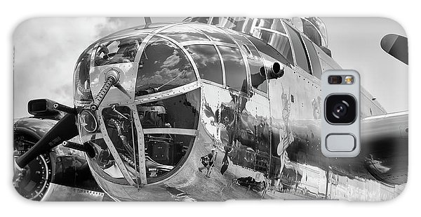Bomber's Eye View Galaxy Case