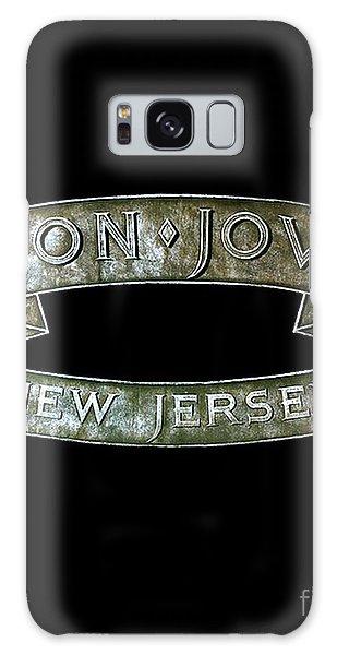 Bon Jovi New Jersey Galaxy Case