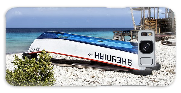 Bonaire. The Old Boat Galaxy Case
