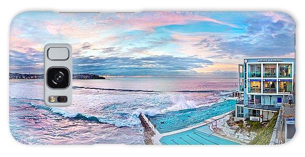 Bondi Beach Icebergs Galaxy Case