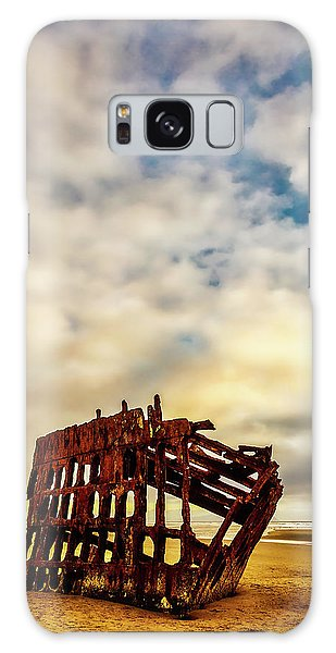 Peter Iredale Galaxy Case - Bones Of A Shipwreck by Garry Gay