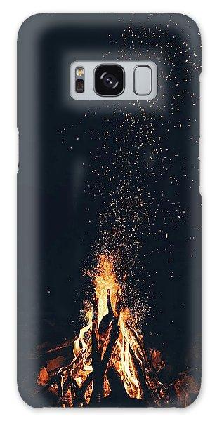 Bonfire Galaxy Case