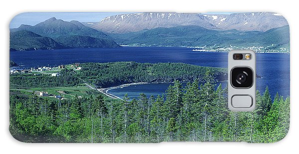 Bonne Bay, Newfoundland Galaxy Case
