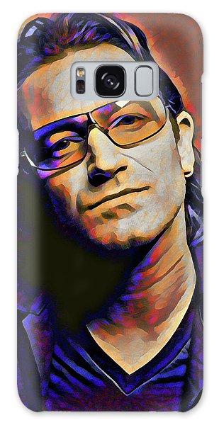 Bono Galaxy Case by Gary Grayson