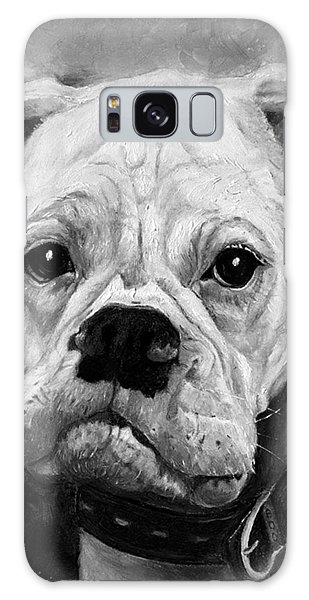 Boo The Boxer Galaxy Case