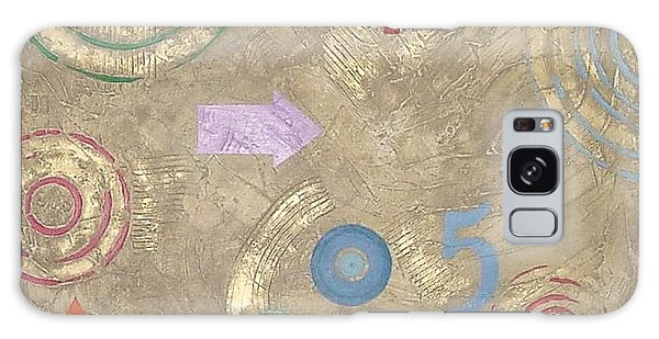 Boogie 5 Galaxy Case by Bernard Goodman