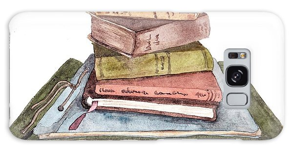 Books Galaxy Case