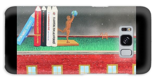 Books Of Knowledge Galaxy Case