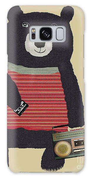 Boomer Bear  Galaxy Case