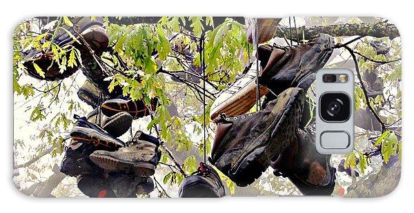 Boot Tree At Neels Gap Galaxy Case