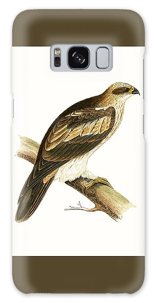 Booted Eagle Galaxy Case by English School