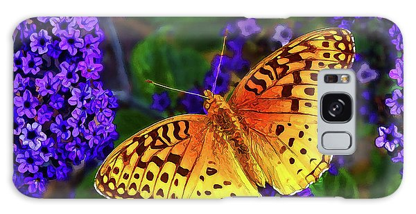 Boothbay Butterfly Galaxy Case