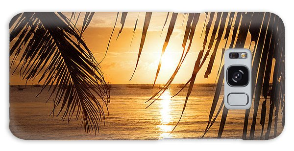 Boracay Philippians 5 Galaxy Case by Mark Ashkenazi