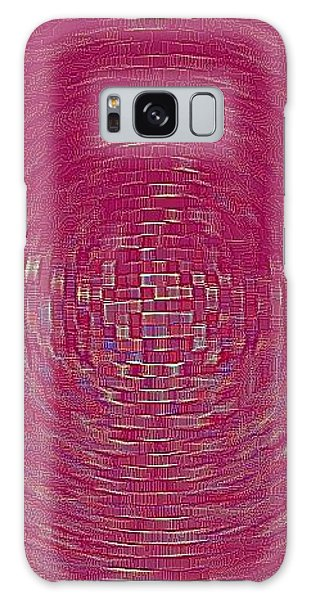 Galaxy S8 Case - Bordeaux by Orphelia Aristal