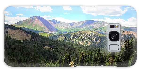Boreas Pass Colorado Galaxy Case