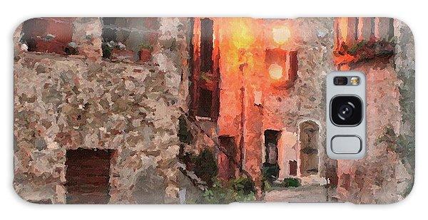 Borgo Medievale Galaxy Case