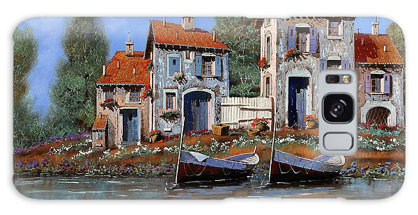 Borelli Galaxy Case - Borgo Viola by Guido Borelli