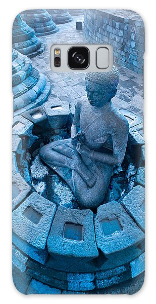 Borobudur Temple Galaxy Case
