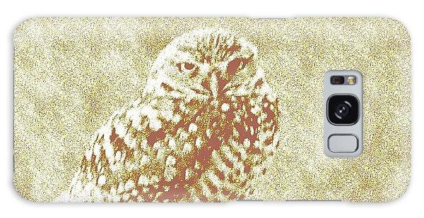 Borrowing Owl Galaxy Case
