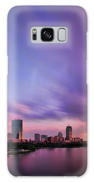 Boston Afterglow Galaxy Case