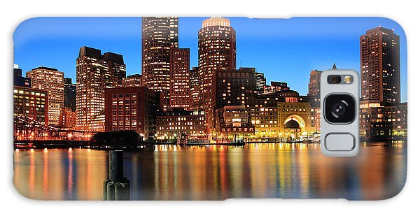 Boston Aglow Galaxy Case