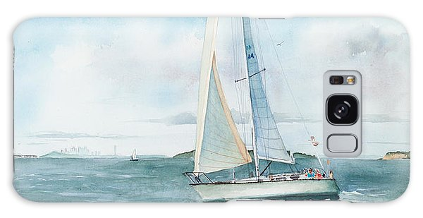 Ocean Galaxy Case - Boston Harbor Islands by Laura Lee Zanghetti