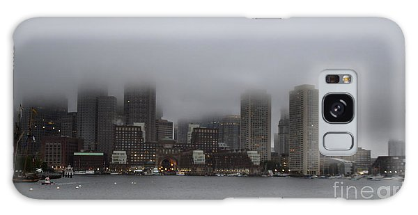 Boston In The Fog Galaxy Case