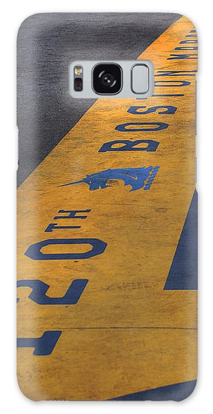 Boston Marathon Finish Line Galaxy Case