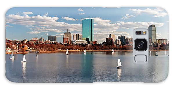 Boston On The Charles  Galaxy Case