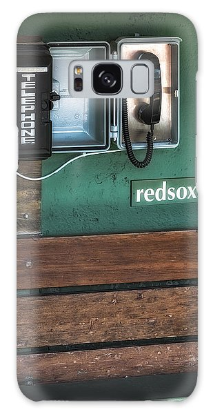 Boston Red Sox Dugout Telephone Galaxy Case