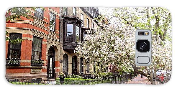 Boston Spring Galaxy Case