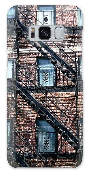 Boston Stairs Galaxy Case