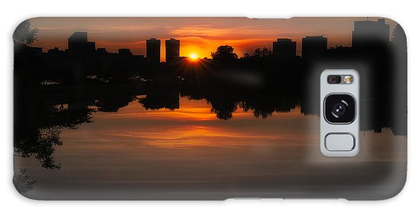 Boston Sunrise Galaxy Case