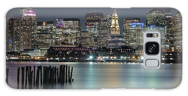 Boston's Skyline From Lopresti Park Galaxy Case