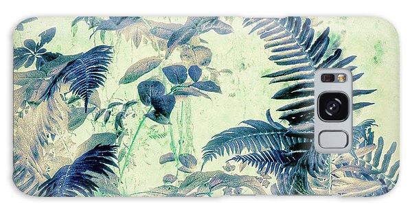 Botanical Art - Fern Galaxy Case by Bonnie Bruno