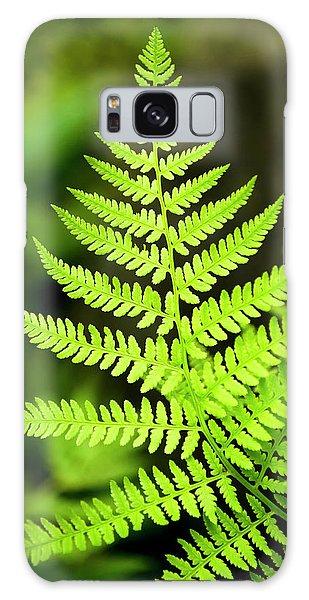 Botanical Fern Galaxy Case