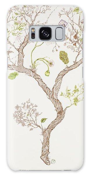 Botanicalia Branches Galaxy Case