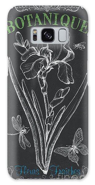Botanique 1 Galaxy Case by Debbie DeWitt