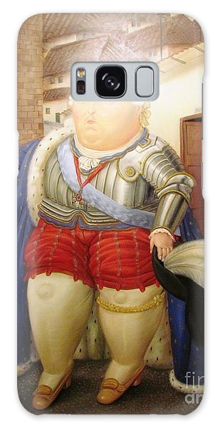 Botero Royal Man Galaxy Case