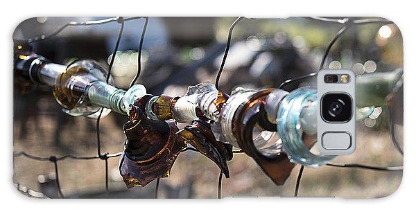 Bottle Fence Galaxy Case